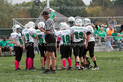 WBLW 5th Grade Football at Alliance-101