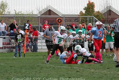 WBLW 5th Grade Football at Alliance-83