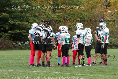 WBLW 5th Grade Football at Alliance-3