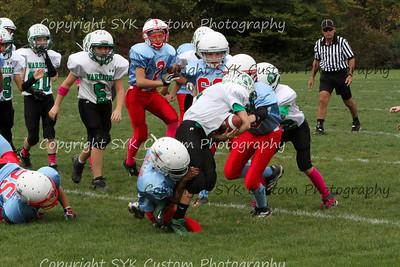 WBLW 5th Grade Football at Alliance-25