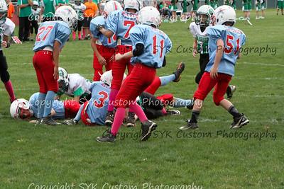 WBLW 5th Grade Football at Alliance-71