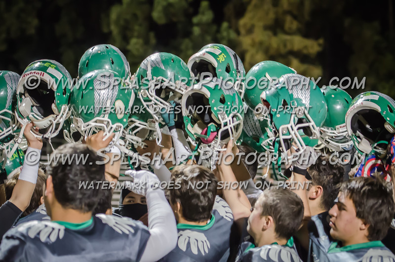 2015 Eagle Rock Football vs Symar Spartans
