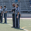 Franklin Panthers Football vs Marshall Barristers