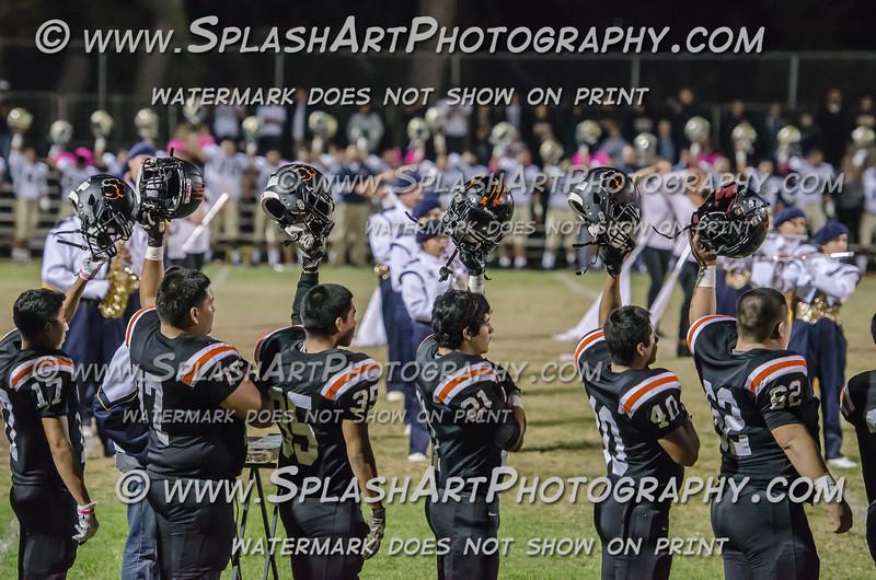 Franklin Football vs Lincoln Tigers