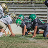 Eagle Rock JV Football vs Temple City