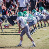 Eagle Rock JV Football vs South Gate Rams