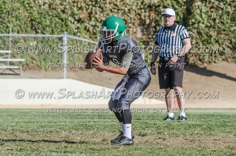 Eagle Rock JV vs South Pasadena