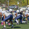 Franklin Panthers JV Football vs Marshall Barristers
