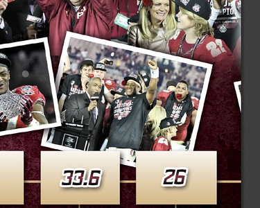 From the BCS National Championship gallery.