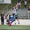Eagle Rock JV Football vs Lincoln Tigers