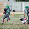 Eagle Rock JV Football vs Lincoln Tigers