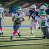 Eagle Rock JV Football vs Marshall Barristers