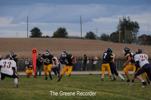 JV Football vs Lake Mills
