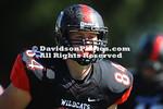 NCAA FOOTBALL:  OCT 25 Stetson at Davidson