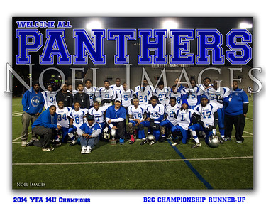 2014 WAP vs Ellenwood Raiders