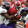 NCAA Football: Western Carolina at Alabama