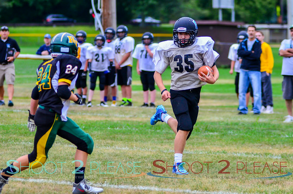 www.shoot2please.com - Joe Gagliardi Photography  From Rockaway_vs_Denville_Scrimmage game on Aug 15, 2014
