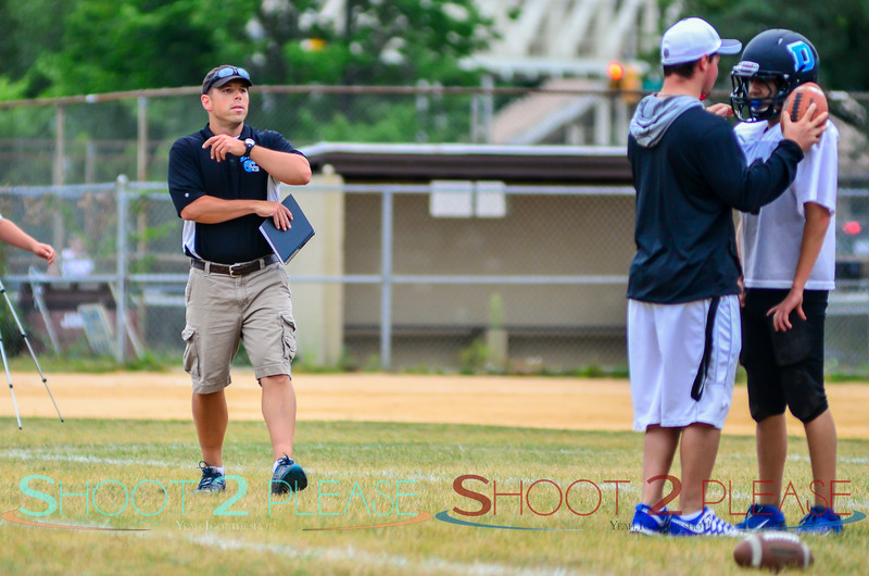 www.shoot2please.com - Joe Gagliardi Photography  From Rockaway_vs_Denville_Scrimmage game on Aug 15, 2014