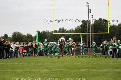 WBHS Football vs Niles-8
