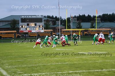 WBHS Football vs Niles-137