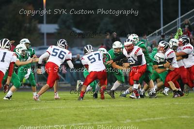 WBHS Football vs Niles-146