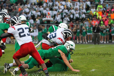 WBHS Football vs Niles-84
