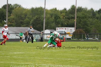 WBHS Football vs Niles-56