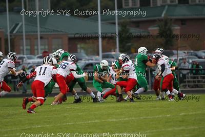 WBHS Football vs Niles-111