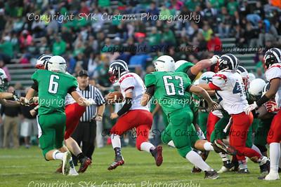 WBHS Football vs Niles-128