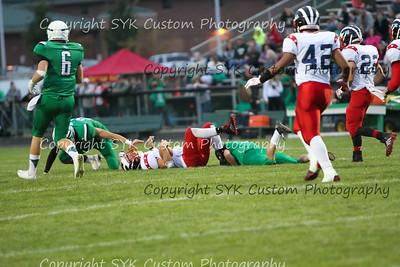 WBHS Football vs Niles-130
