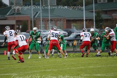 WBHS Football vs Niles-110