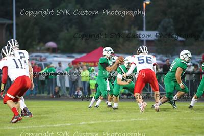 WBHS Football vs Niles-145