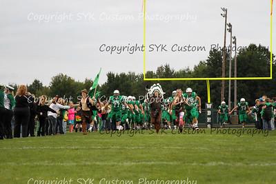 WBHS Football vs Niles-9