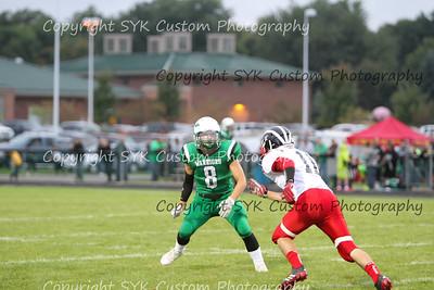 WBHS Football vs Niles-104