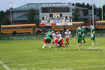 WBHS Football vs Niles-138