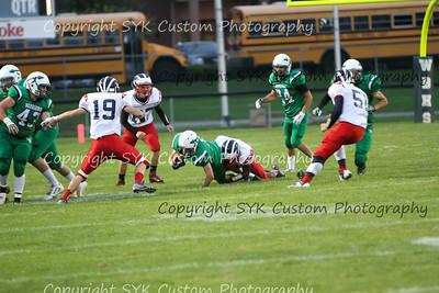 WBHS Football vs Niles-136