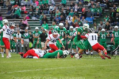WBHS Football vs Niles-120