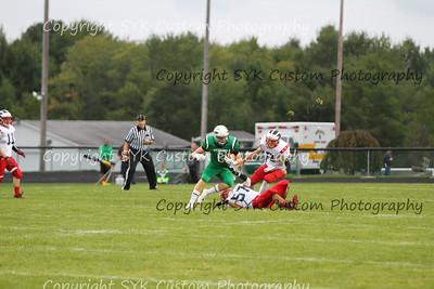 WBHS Football vs Niles-55