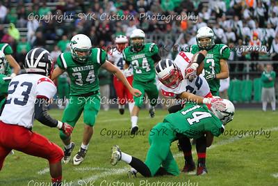 WBHS Football vs Niles-78