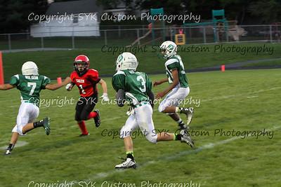 WBLW 6th Grade Football vs Salem-84