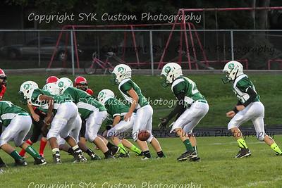 WBLW 6th Grade Football vs Salem-92