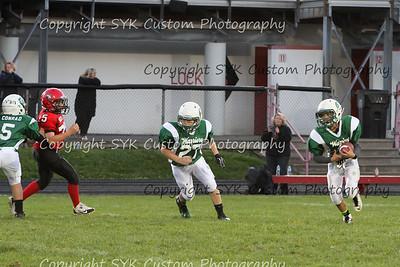 WBLW 6th Grade Football vs Salem-75