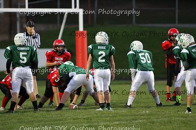 WBLW 6th Grade Football vs Salem-130