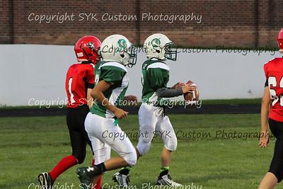 WBLW 6th Grade Football vs Salem-91