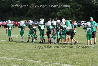 WB LW Football vs Salem-86