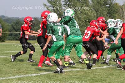 WB LW Football vs Salem-30
