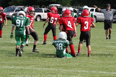 WB LW Football vs Salem-85