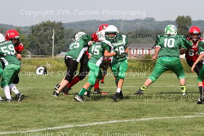 WB LW Football vs Salem-11