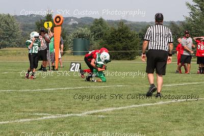 WB LW Football vs Salem-8