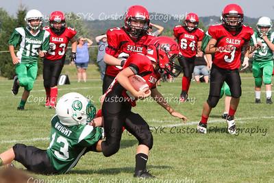 WB LW Football vs Salem-39